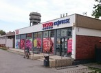 Supermarket named TESCO